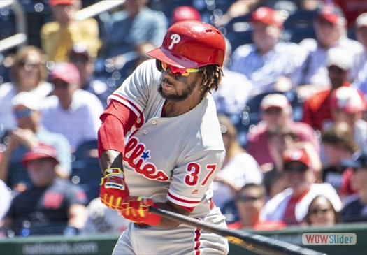 Odubel Herrera went 3-4 with a homer, and three RBI, as the Phillies beat the White Sox 7-6 on Tuesday